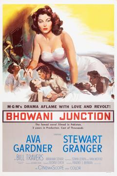 Best Adventure Movies of 1956 : Bhowani Junction