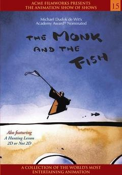 Best Animation Movies of 1994 : The Monk and the Fish