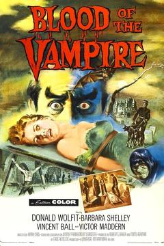 Best Science Fiction Movies of 1958 : Blood of the Vampire