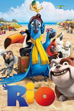 Best Family Movies of 2011 : Rio