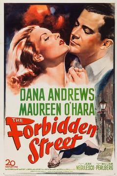 Best History Movies of 1949 : The Forbidden Street