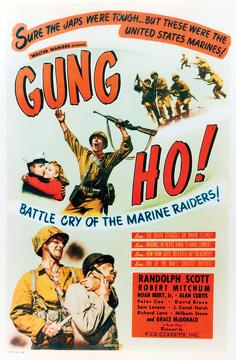 Best Action Movies of 1943 : Gung Ho!