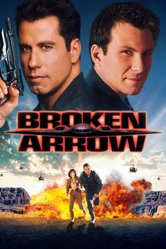 Best Adventure Movies of 1996 : Broken Arrow
