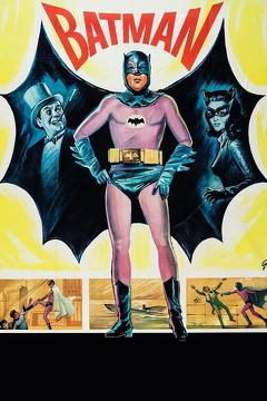 Best Science Fiction Movies of 1966 : Batman