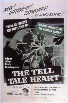 Best Animation Movies of 1953 : The Tell-Tale Heart