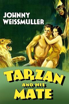 Best Adventure Movies of 1934 : Tarzan and His Mate