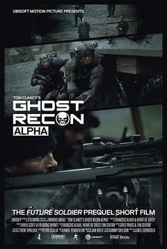 Best War Movies of 2012 : Ghost Recon: Alpha