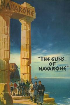 Best Adventure Movies of 1961 : The Guns of Navarone