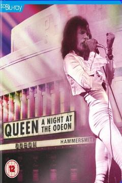 Best Music Movies of 1975 : Queen - A Night At The Odeon
