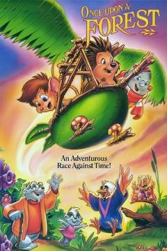 Best Animation Movies of 1993 : Once Upon a Forest
