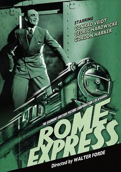 Best Thriller Movies of 1932 : Rome Express