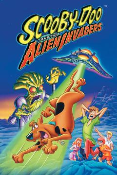 Best Mystery Movies of 2000 : Scooby-Doo and the Alien Invaders