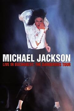 Best Music Movies of 1992 : Michael Jackson: Live in Bucharest - The Dangerous Tour