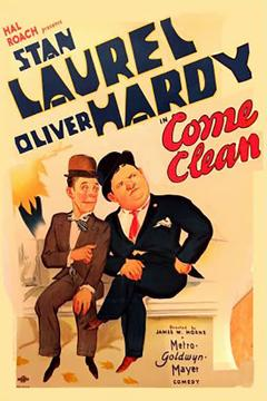 Best Comedy Movies of 1931 : Come Clean