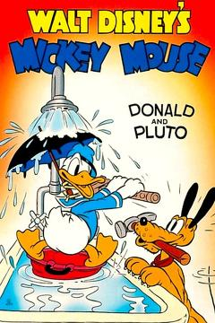 Best Animation Movies of 1936 : Donald Duck: Donald and Pluto