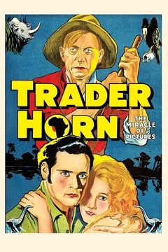 Best Action Movies of 1931 : Trader Horn