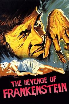 Best Science Fiction Movies of 1958 : The Revenge of Frankenstein