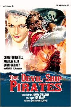 Best Adventure Movies of 1964 : The Devil-Ship Pirates