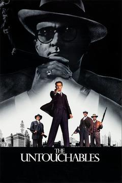 Best Crime Movies of 1987 : The Untouchables