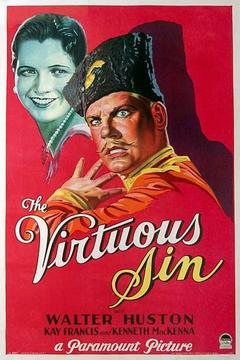 Best Romance Movies of 1930 : The Virtuous Sin