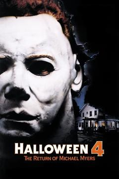 Best Horror Movies of 1988 : Halloween 4: The Return of Michael Myers