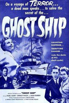 Best Horror Movies of 1952 : Ghost Ship
