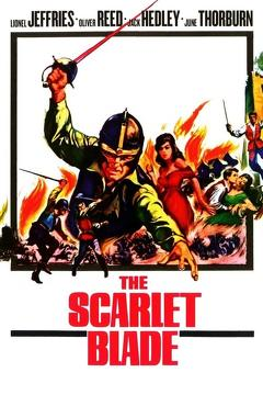 Best Action Movies of 1963 : The Scarlet Blade