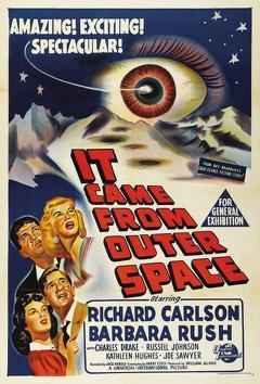 Best Science Fiction Movies of 1953 : It Came from Outer Space