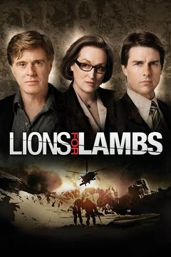 Best Adventure Movies of 2007 : Lions for Lambs