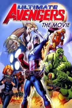 Best Science Fiction Movies of 2006 : Ultimate Avengers: The Movie