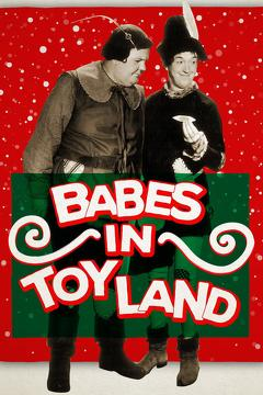 Best Fantasy Movies of 1934 : Babes in Toyland