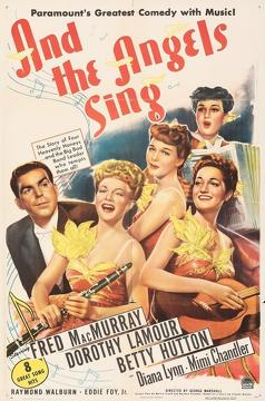 Best Music Movies of 1944 : And the Angels Sing