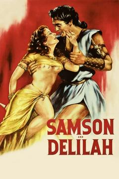 Best Adventure Movies of 1949 : Samson and Delilah