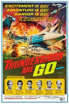Best Science Fiction Movies of 1966 : Thunderbirds are GO