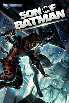 Best Animation Movies of 2014 : Son of Batman