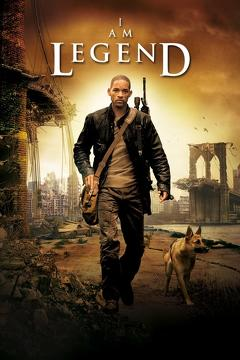 Best Action Movies of 2007 : I Am Legend