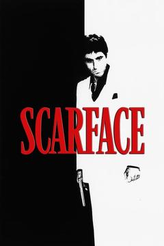 Best Movies of 1983 : Scarface