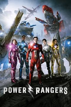 Best Science Fiction Movies of 2017 : Power Rangers