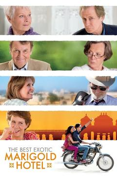Best Comedy Movies of 2011 : The Best Exotic Marigold Hotel