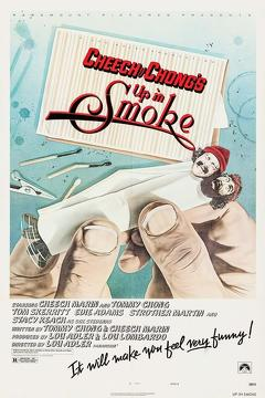 Best Comedy Movies of 1978 : Up in Smoke