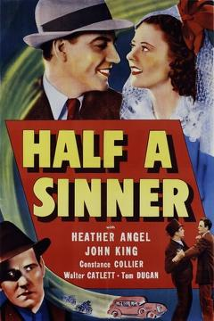 Best Mystery Movies of 1940 : Half a Sinner