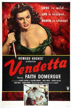Best Crime Movies of 1950 : Vendetta