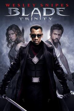 Best Horror Movies of 2004 : Blade: Trinity