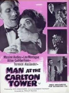 Best Crime Movies of 1961 : The Man at the Carlton Tower