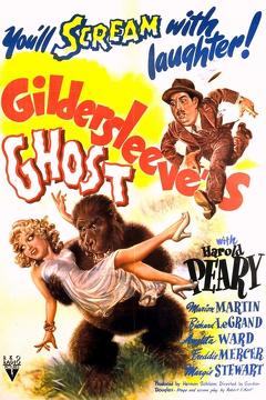 Best Fantasy Movies of 1944 : Gildersleeve's Ghost