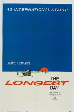 Best War Movies of 1962 : The Longest Day