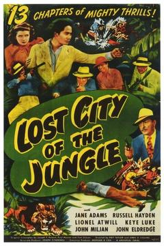 Best Adventure Movies of 1946 : Lost City of the Jungle