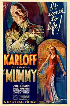 Best Movies of 1932 : The Mummy