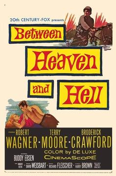 Best Action Movies of 1956 : Between Heaven and Hell