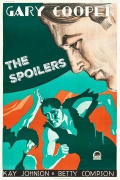 Best Action Movies of 1930 : The Spoilers